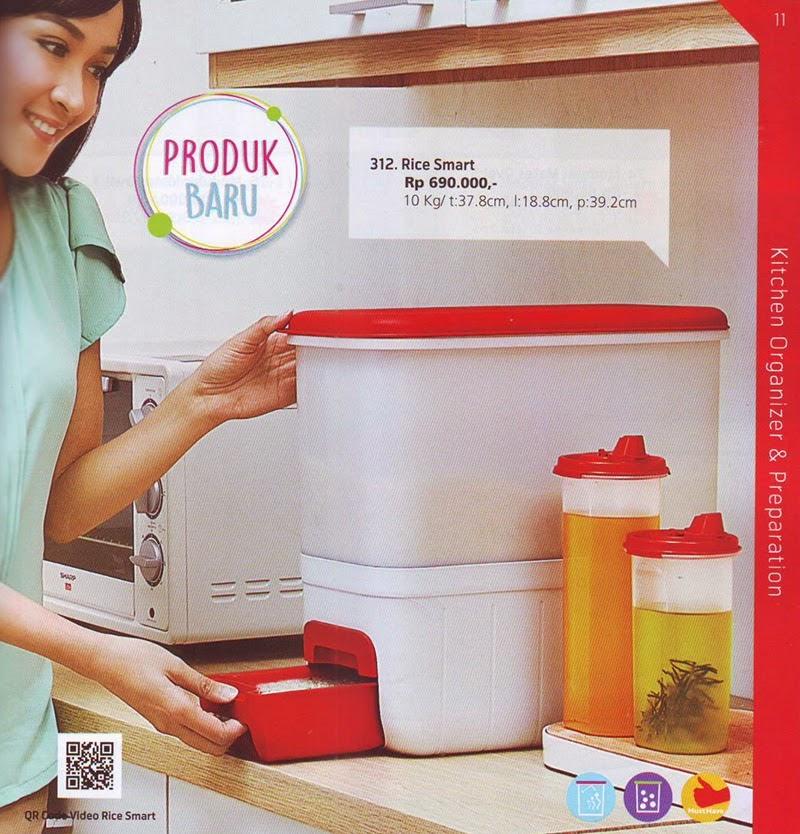 Katalog Tupperware Mei - November 2015