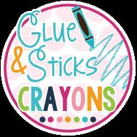 Gluesticks & Crayons
