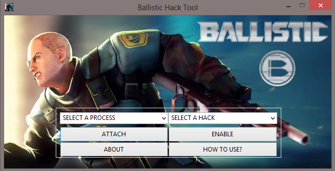 b Ballistic Hile Tool Oyun Botu indir