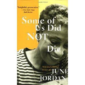 june jordan on call political essays
