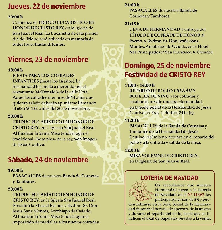 FIESTAS PATRONALES DE CRISTO REY CR+2
