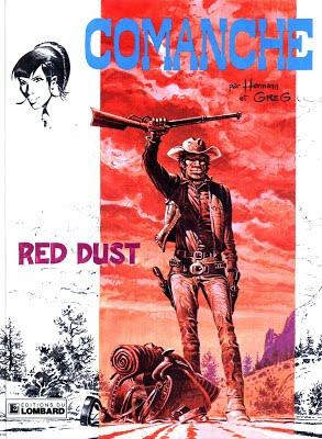 Comanche 15 tomes + HS (Série finie)
