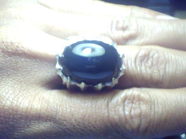 Batu Cincin Kecubung Wulung