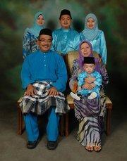 Hubby's Family