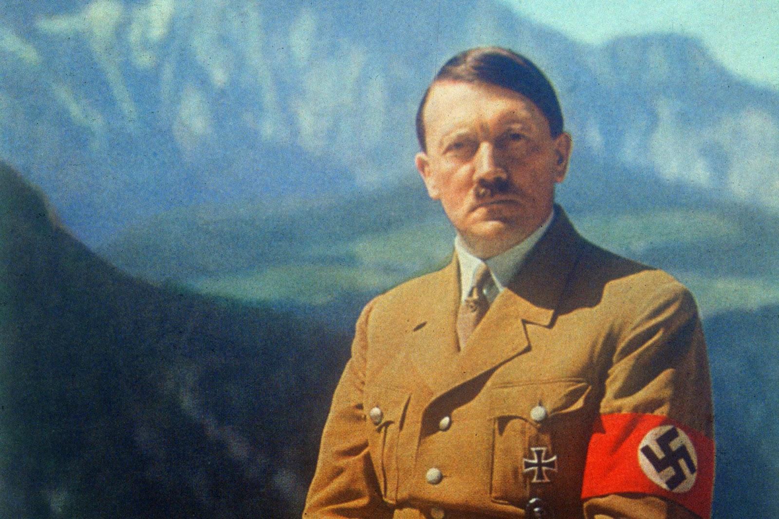 Adolf Hitler Di Makamkan di Surabaya Dan Masuk Islam Sebelum Kematiannya