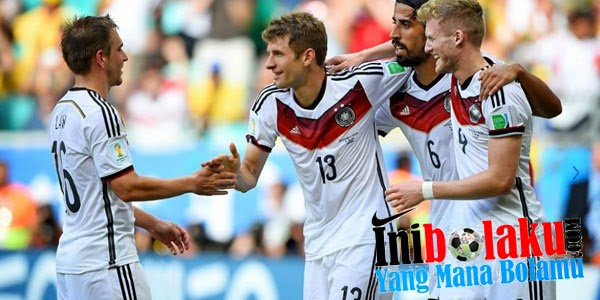 Cuplikan Gol Pertandingan Jerman Vs Portugal 4-0