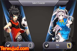Game Android: Soccer Spirits