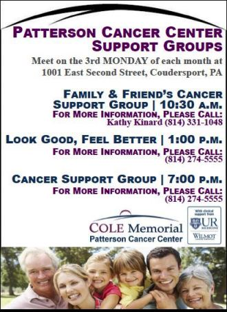 Third Monday Of The Month Cancer Support Groups