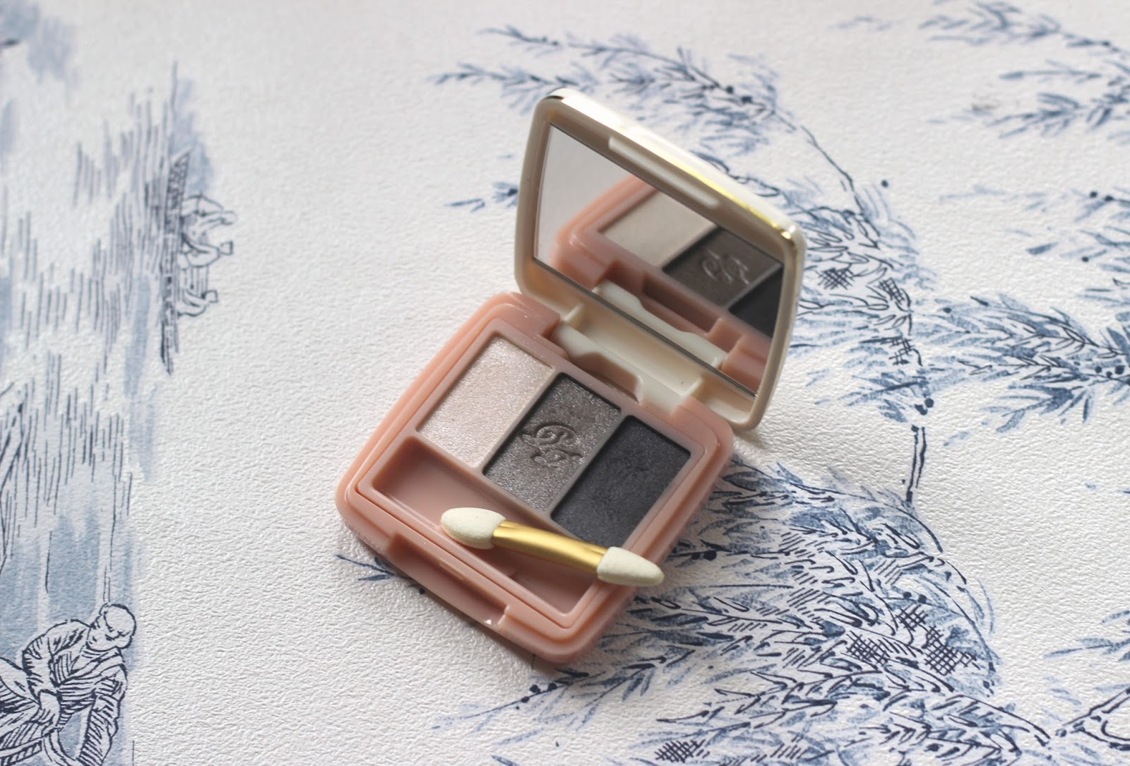 Paul & Joe Beaute Eye Colour Trio Stormy Weather review