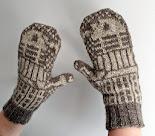 INSULATE! mittens