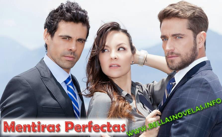 Mentiras Perfectas Capitulo 12 Jueves 14 Noviembre 2013
