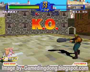 Battle Arena Toshinden 5