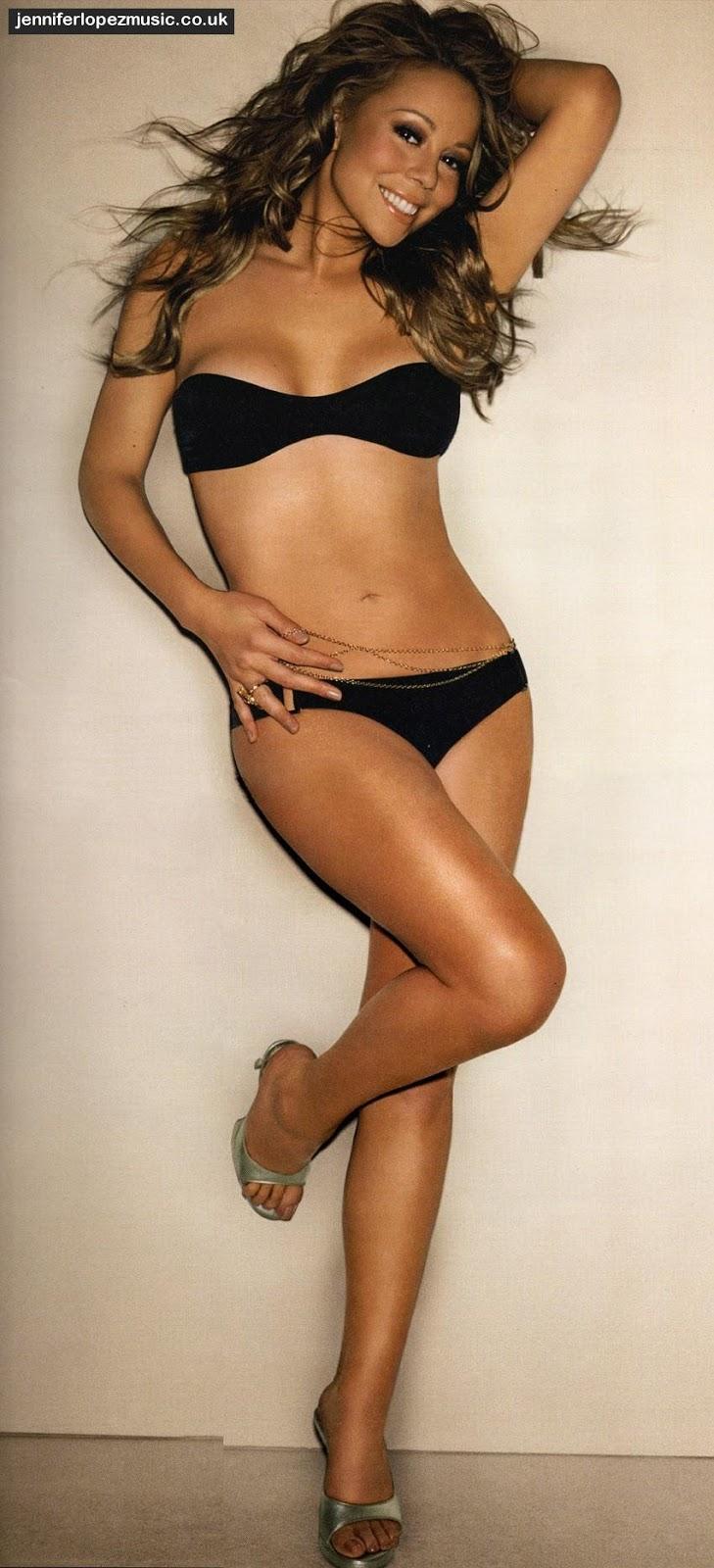 Mariah Carey Bikini