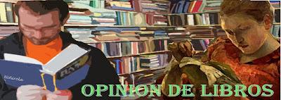 Opinión de libros