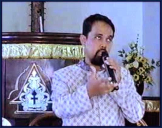 Muhammad Ali Makrus, Mantan FPI Masuk Kristen