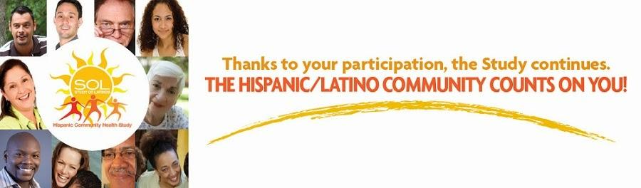 Hispanic Community Health Study / Study of Latinos