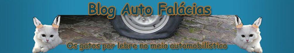 Blog Auto Falácias