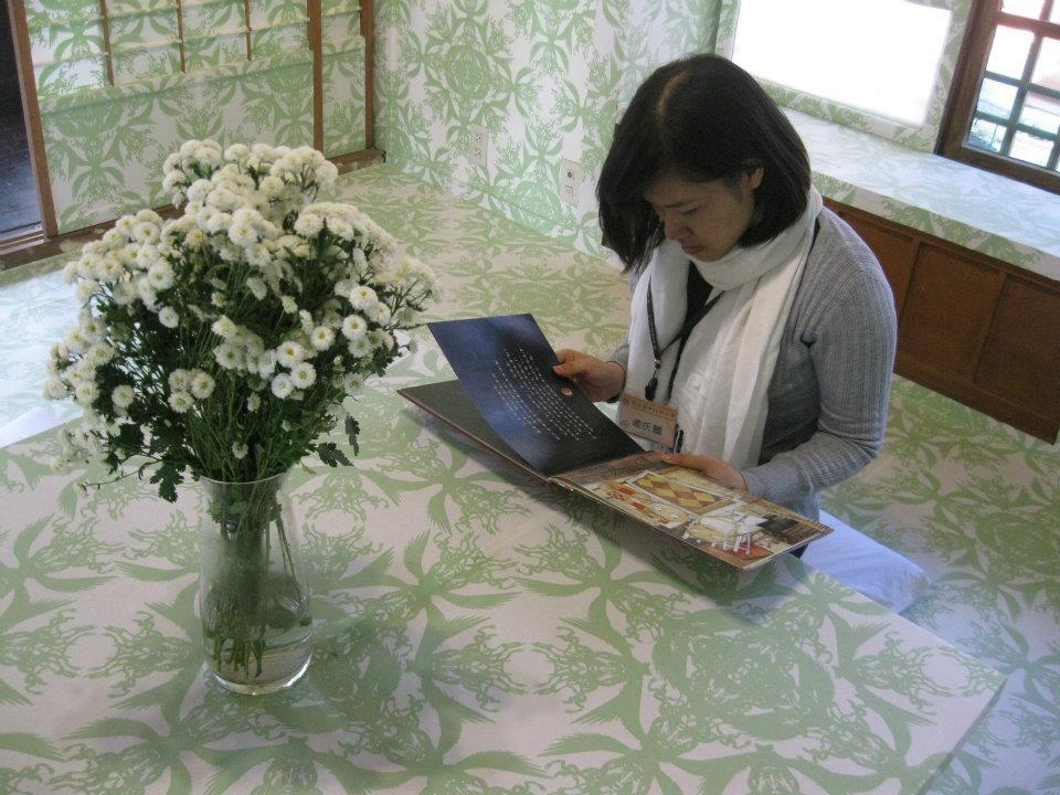 Thạc sĩ Lệ Trần, nhà nghiên cứu Tarot tại Đài Loan