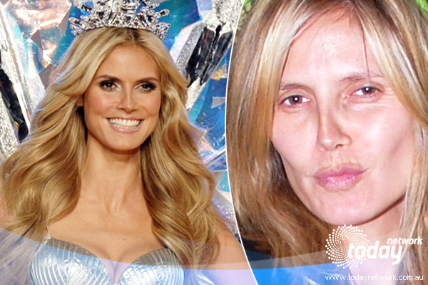 Racing Fashion: Famous People with no Make Up, seeing this probably ...