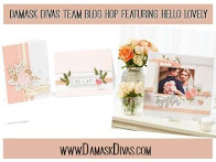 Damask Diva's Hello Lovely Blog Hop