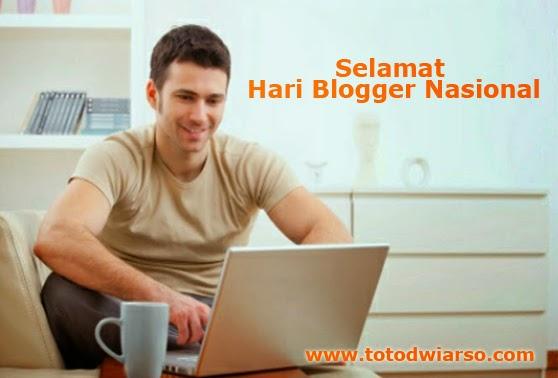 Selamat Hari Blogger Nasional 27 Oktober 2014