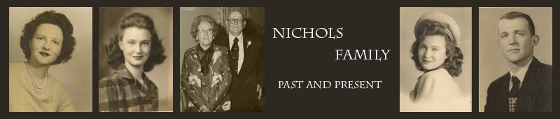 Nichols Family Website