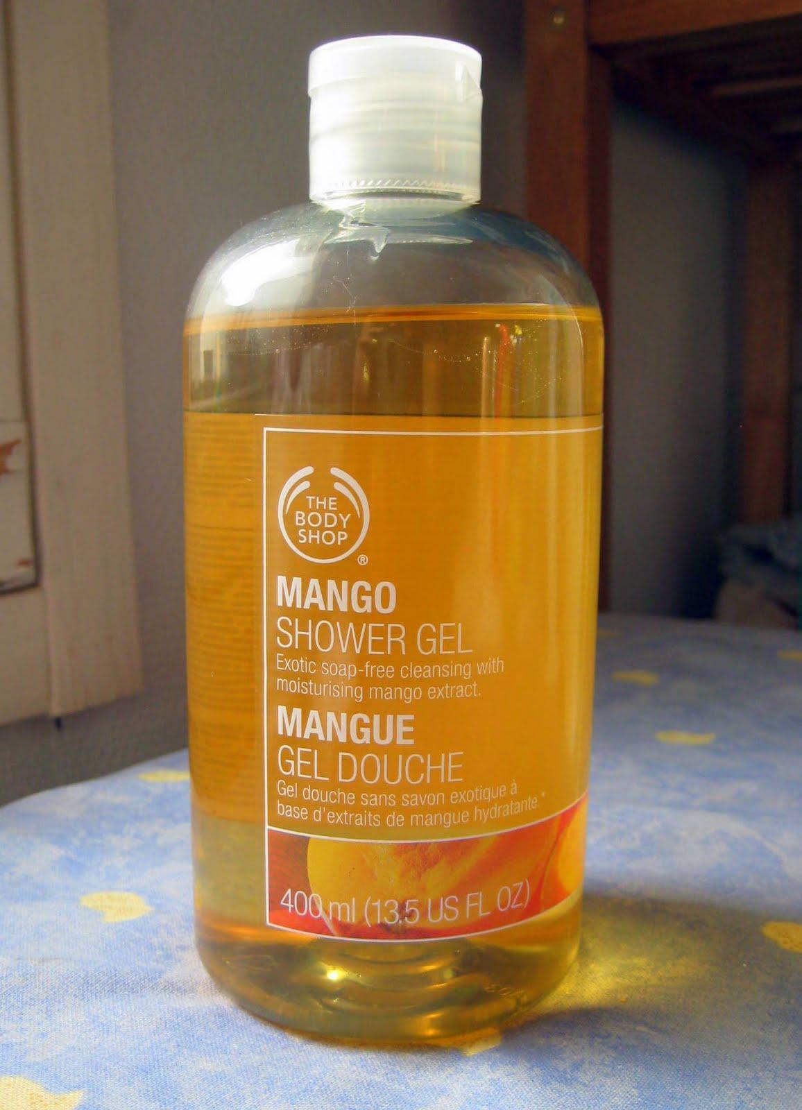 Vanilla kissemiss the body shop mango shower gel - The body shop mango shower gel ...