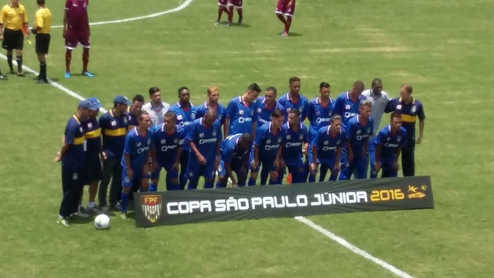 COPA SÃO PAULO JUNIOR 2016