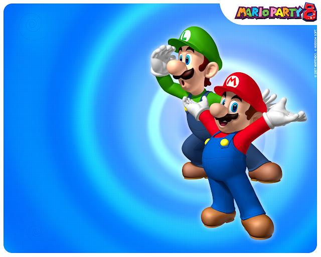 3D Mario Wallpaper Hd