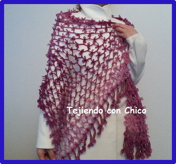 Bufanda A Crochet Paso a Paso Con Video tutorial