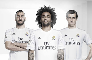FC Real Madrid players Wallpaper