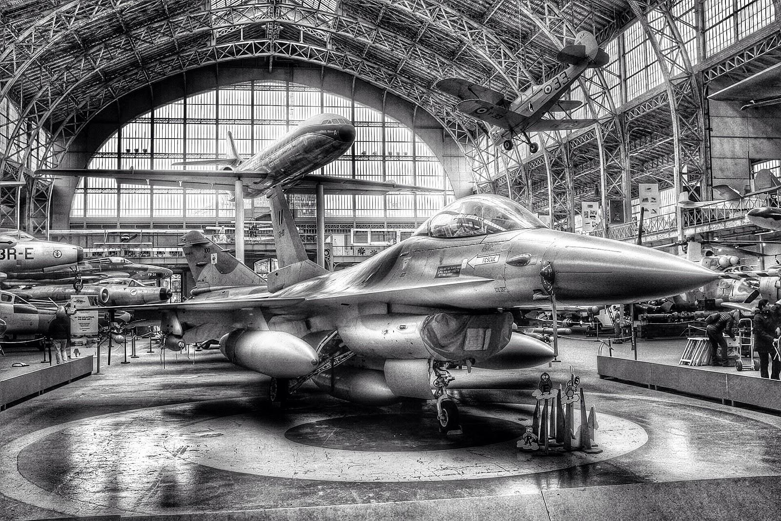Air Museum, Brussels