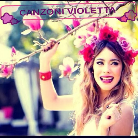 Violetta fan club i love music - Photo de violetta a imprimer ...