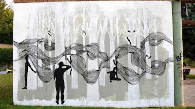 urban street art - urban graffiti