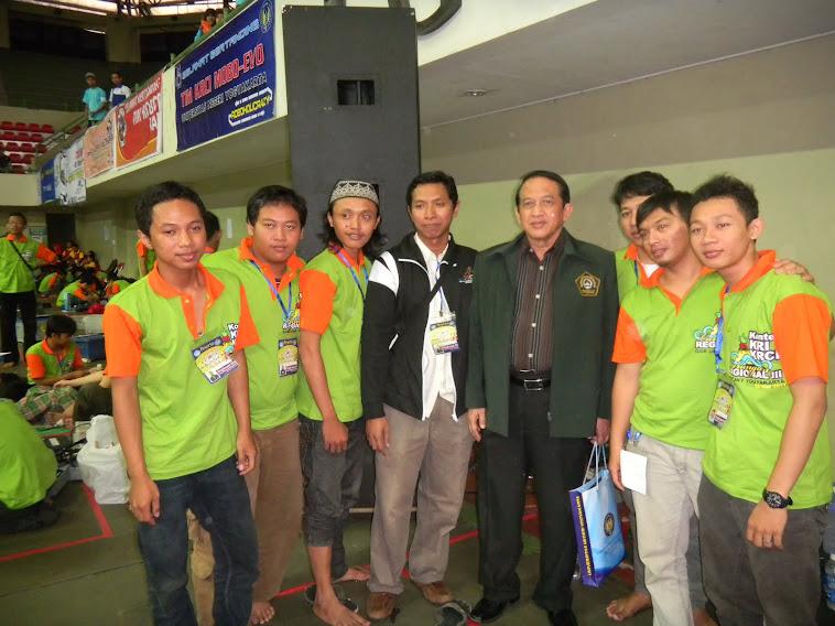 Kontes Robot Cerdas Indonesia 2011