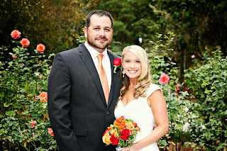 Our newest soninlove David and our Marti Leigh