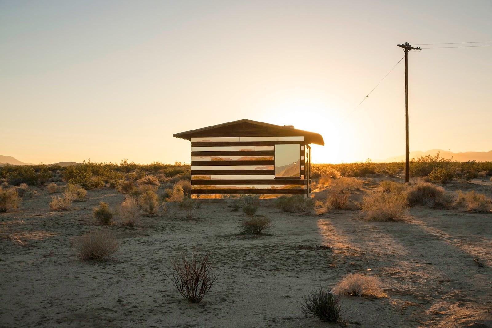 Lucid Stead, Phillip K Smith III, Joshua Tree, California