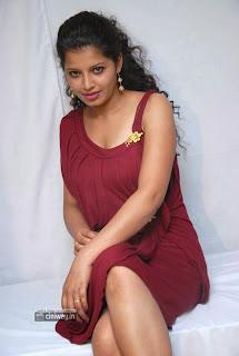Kannada-Actress-Disha-Poovaiah-Unseen-Stills