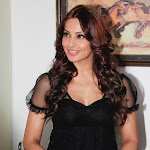 Bipasha Basu Sexy In Black Dress On The Sets Of Star Plus Show 'Arjun' in Madh, Mumbai