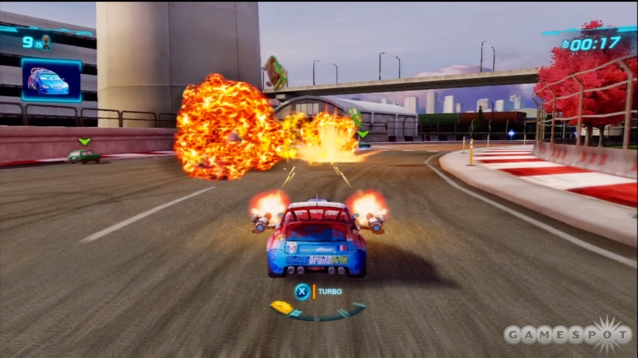 cars 2 game