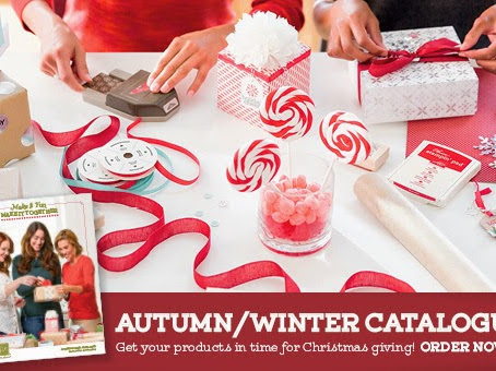 Holiday Catalog! Cant Wait!!