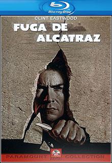 Fuga de Alcatraz BD-R