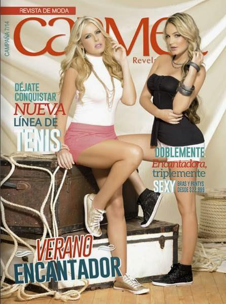 catalogo carmel Campaña 7 2014 moda