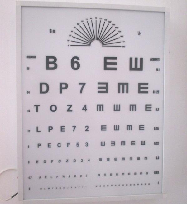 Reglarea vederii