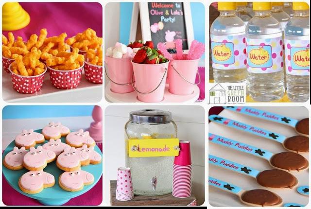 20 ideias criativas para mesas de festas infantis - Amando Cozinhar ...