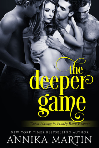 Review: The Deeper Game by Annika Martin