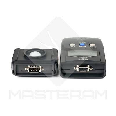 Соединительный разъем RS 232 цифрового люксметра HIOKI LUX HiTESTER 3423