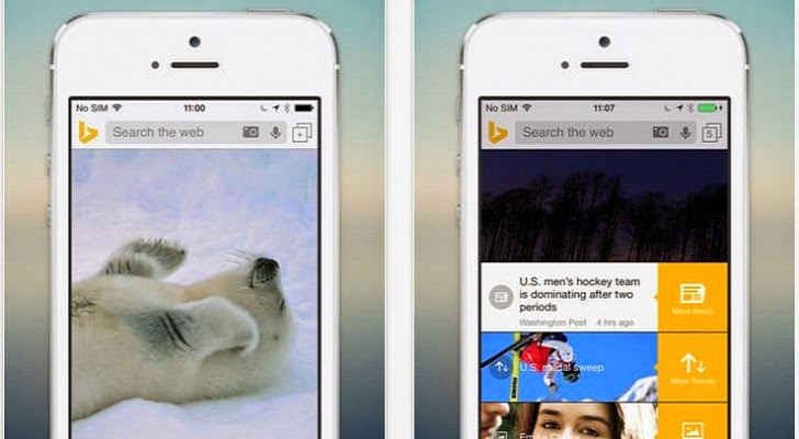 Apple Announces Bing As Default Web Search Provider In iOS