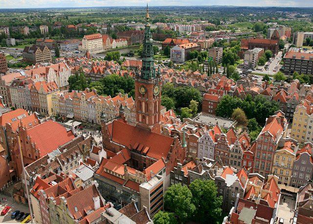 أعلى المزارات السياحية في بولندا