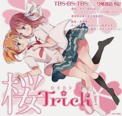 Sakura Trick Episode 1